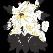 Solgaleo Radiant Sun Phase
