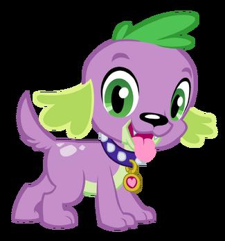 Spike the Dog
