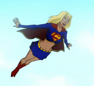 Kara Zor-El (Superman-Batman)