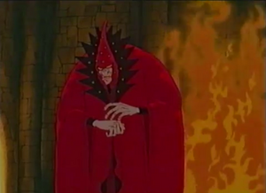 Ommadon the Red Wizard