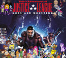 Tino's Adventures of Justice League: Gods and Monsters
