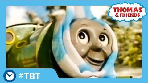 Percy's Seaside Trip TBT Thomas & Friends