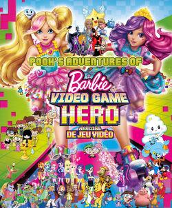 Pooh's Adventures of Barbie Video Game Hero Poster (Redo)