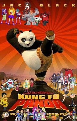 Weekenders Adventures of Kung Fu Panda