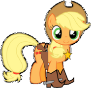 Applejack marshall costume