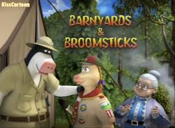 Barnyards and Broomsticks