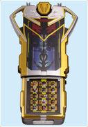 Legendary silver morpher