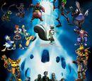 Sora Goes to Atlantis: The Lost Empire