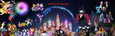 Battle for Avalor 2