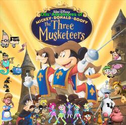 Otis' Adventures of Mickey, Donald, Goofy- The Three Musketeers