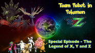 The Legend of XY&Z Poster