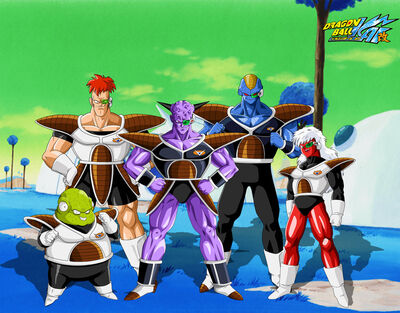 The ginyu force by tekilazo-d35afit-1-