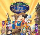 Weekenders Adventures of Mickey, Donald, Goofy: The Three Musketeers