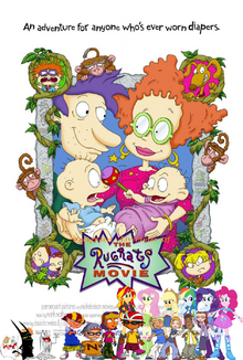 Weekenders Adventures of The Rugrats Movie