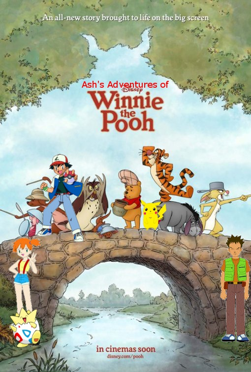 ashs adventures of winnie the pooh poohs adventures
