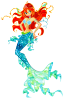 Bloom Mermaidix