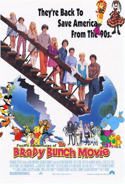 Pooh's Adventures of The Brady Bunch Movie (redo)