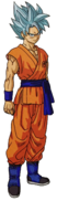 Super Saiyan God SS toriyama art
