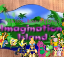 Team Robot's Adventures of Barney's Imagination Island