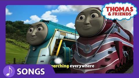 Thomas & Friends UK- Searching Everywhere