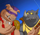 Rocksteady & Bebop