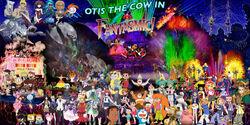 Otis in Fantasmic (Disneyland)