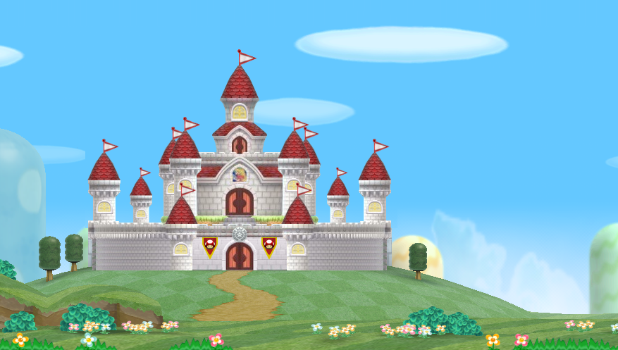 Super Mario 64 Princess Peachs Castle - ▷ ▷ PowerMall