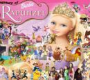 Pooh's Adventures of Barbie as Rapunzel