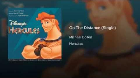 Go The Distance (Single)