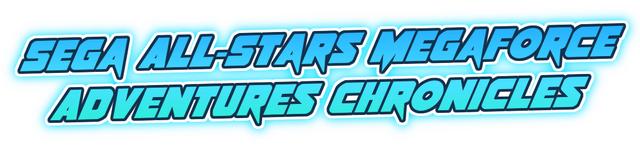 File:Sega All-Stars Megaforce Adventures Chronicles Logo.png