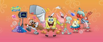 Spongebob-squarepants-and-the-gang