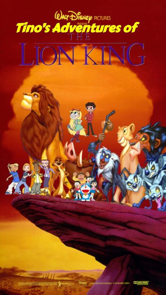 Tino S Adventures Of The Lion King Pooh S Adventures