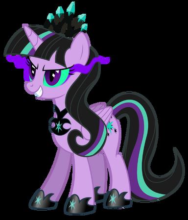 Request princess twivine sparkle by masemj-d7r00dg