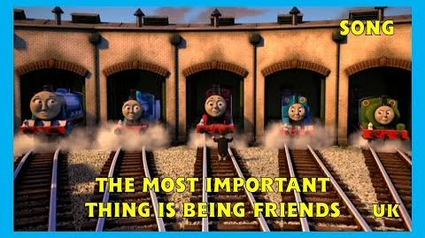 The Most Important Thing is Being Friends - UK - HD
