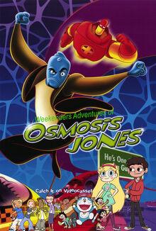 Weekenders Adventures of Osmosis Jones poster