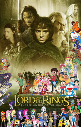 Weekenders Adventures of The Lord of the Rings- The Fellowship of the Ring