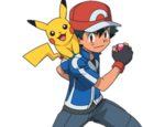 Ash's Adventures Team