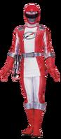 Red Overdrive Ranger (Female)
