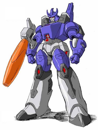 Galvatron G1