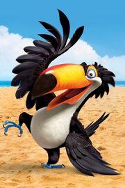Large rio rafael toucan 24867