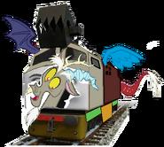 MLP Discord as a Thomas Character