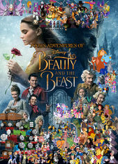 Pooh's Adventures of Beauty & the Beast Poster