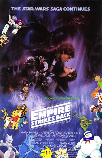 Pooh S Adventures Of Star Wars Episode V The Empire Strikes Back Pooh S Adventures Wiki Fandom