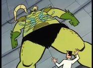 Professor Dick Monster form