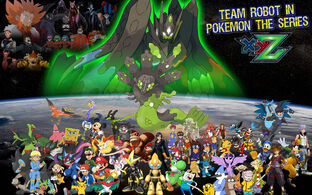 Team Robot in Pokemon XY&Z The Series (Remake)