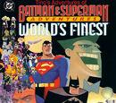 Tino's Adventures of The Batman Superman Movie: World's Finest