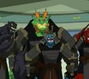 The Oni Generals