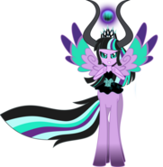 Queen Tirevine Sparkle