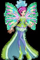 Tecna Crystal Sirenix