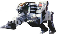 White Tigerzord